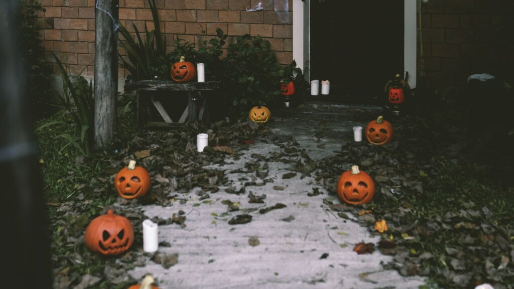 3 Ways On How To Protect Your Lawn From Halloween Decorations Featured